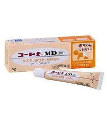 코트fMD 연고 5g _ 유아도 사용 가능한 가려움,습진 피부연고