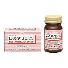 신 레스타민 코와 당의정 120정 _ 습진, 피부염, 가려움