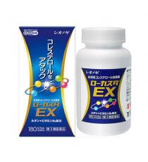 시오노기 로카스타EX 180정 _ 고콜레스테롤 개선제