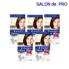 사롱드프로 18종 _ 염색약(사론) salon de pro